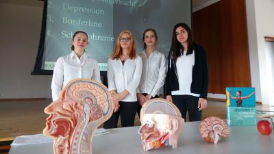 Projektprüfung Projektgruppe psychische Erkrankungen