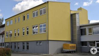 Erweiterung Neubau 2009